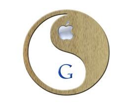 Google 和 Apple ,在不同的戰場上