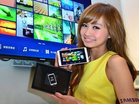 Samsung HomeSync 動手玩:支援 48 台裝置同步備份的 Android 雲端影音儲存裝置