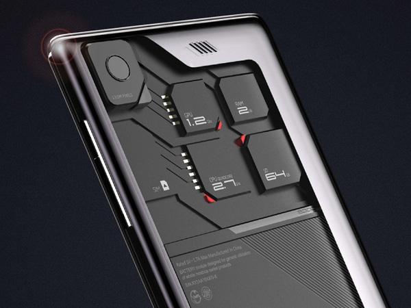 ZTE 推 ECO-MOBIUS 模組化手機,獲 Red Dot 紅點設計大獎肯定