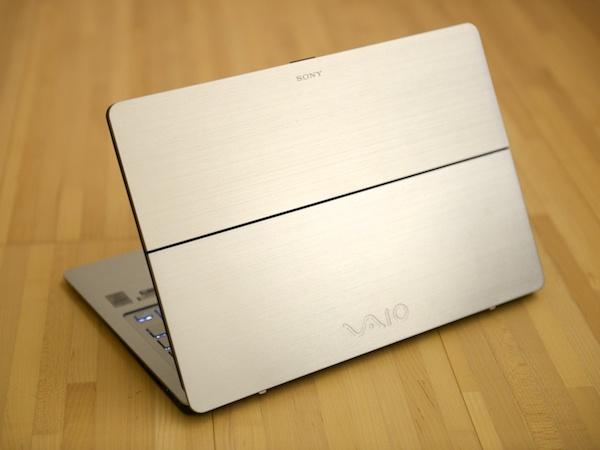 Sony VAIO Fit 13A 評測:翻轉螢幕變平板
