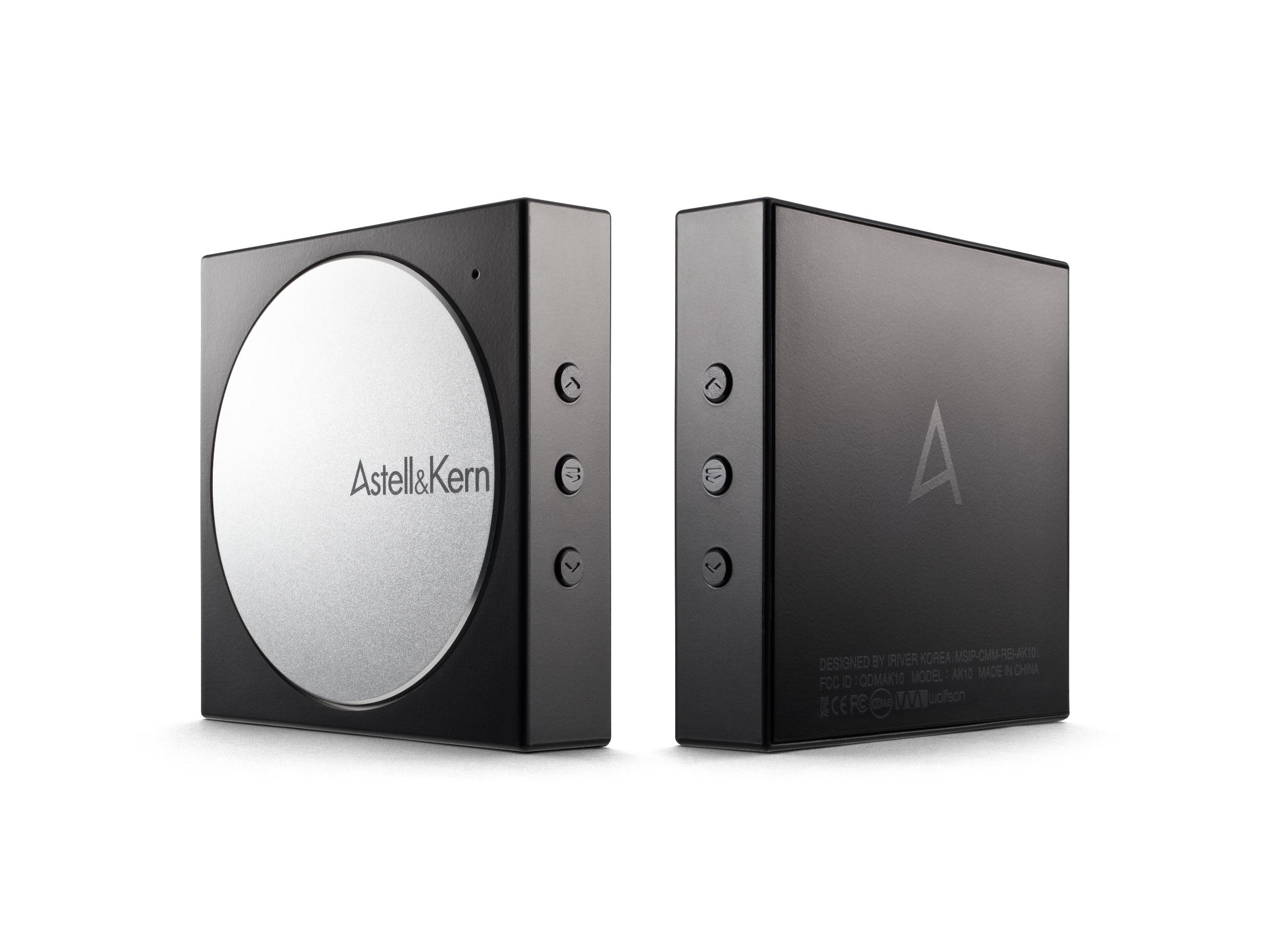 Astell & Kern AK 10 超輕巧隨身DAC耳擴
