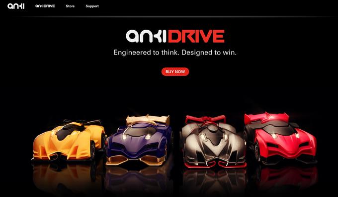 智慧玩具賽車 Anki Drive 跑道下的秘密配方