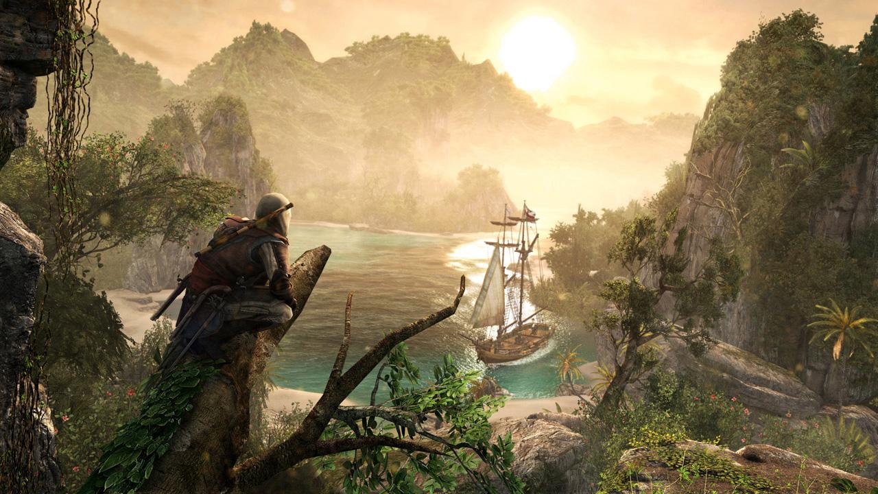 《刺客教條 4:黑旗》PS3、Xbox 360 中文版今日推出 公開 9 分鐘完整上市預告片