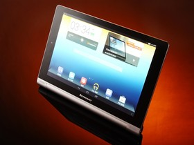 Lenovo Yoga Tablet 評測:10 吋平板變身觸控、站立、閱讀三模式