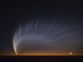 天文攝影小教室:這個冬日,讓我們拍彗星去! | T客邦