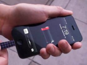 不怕忘了帶行動電源,用太陽眼鏡就能充你的 iPhone 5