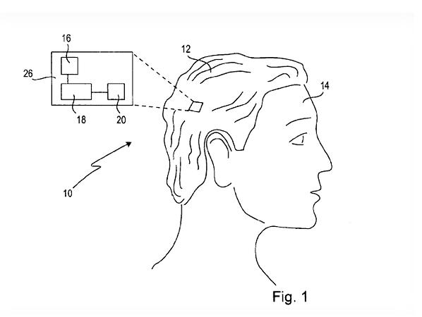 假髮也能弄成智慧型?Sony 申請智慧型假髮相關專利 | T客邦