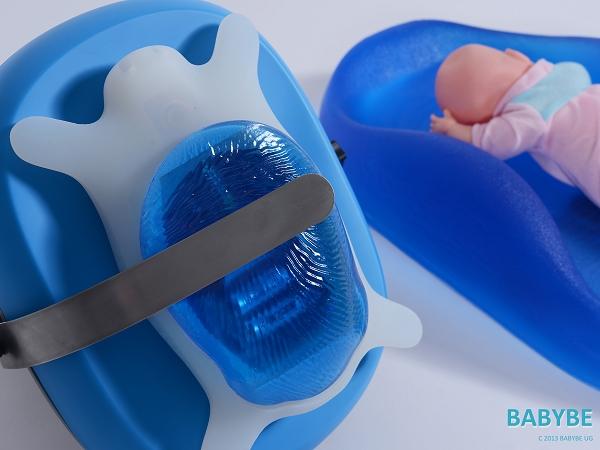 BABYBE 讓保溫箱裡的早產兒回到「母親的懷抱」