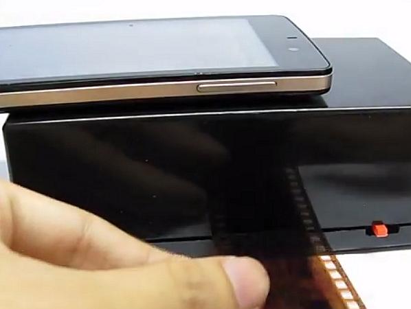 土製Lomography Smartphone Scanner智慧型手機底片掃瞄器,幫你省很大