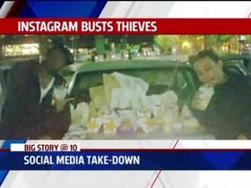 科技抓笨賊!信用卡竊賊 Instagram 炫耀遭逮