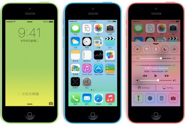 iPhone 5c 或許沒有 5s 搶手,但仍舊有一半新用戶是搶自於其他廠商