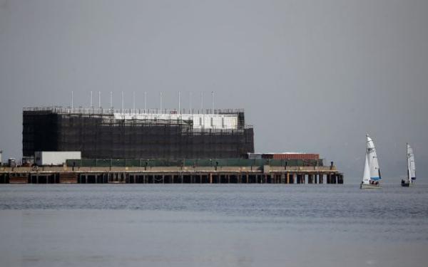 Google 神秘海上迷船究竟是什麼?