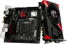 微星正式發表Z87I GAMING AC與GTX760 GAMING ITX最強遊戲小鋼炮組合 Killer網卡、Audio Boost技術、獨家RADEX風扇技術極靜酷冷
