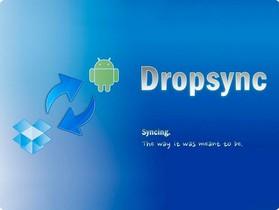 將 Android 手機內的檔案同步到 Dropbox 中