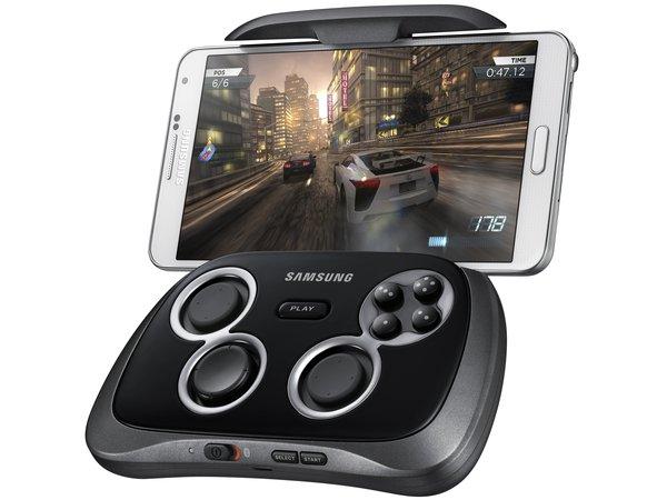 三星發表 Smartphone GamePad 遊戲手把,提供掌機般遊戲體驗
