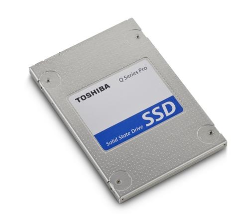 Toshiba推出嶄新超薄7毫米固態硬碟Q系列PRO 使電腦及筆電達到效能最佳化、更縮短開機時間且提升作業效能
