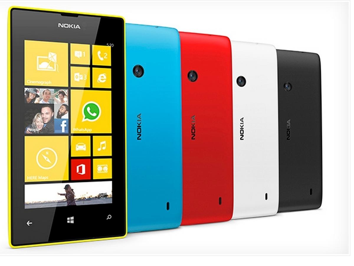 WP8 手機有 92% 都是 Nokia 賣出的,入門款式為主力
