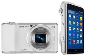 Samsung 發表第二代 Android 智慧相機 Galaxy Camera 2,搭載 NFC 機能「Tag & Go」