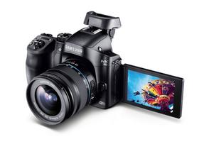 Samsung NX30 新機 、 16-50mm F2-2.8 強悍標準變焦鏡發表