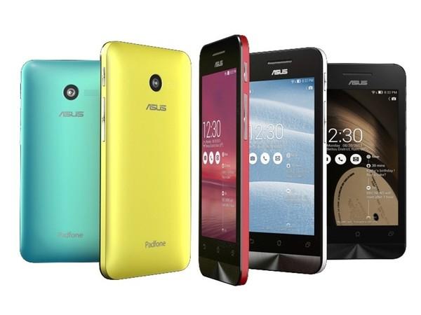 Asus 推出最低 99 美元 ZenFone 與全新 ZenUI 操控介面