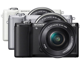 Sony A5000 微單眼登場:告別 NEX 時代新作、世界最輕 APS-C 可交換鏡頭相機