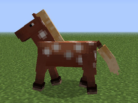 遊戲裡登場的各種名馬,能騎能戰還能變身