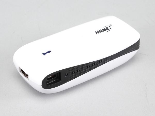 華美信科HAME SPR-A2 - 奇幻寶盒:是網路分享器,也是行動電源的外出良伴。