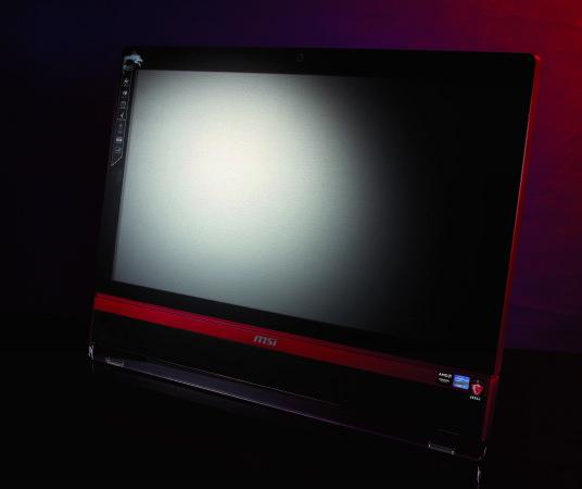 msi Wind Top AG2712A:效能與美型兼具的電競 AIO