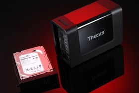 Thecus N2310:平價易上手的家用型 NAS