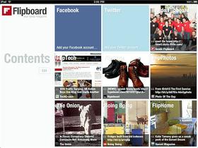 傳 Facebook 本月底可能推類 Flipboard 的新聞閱讀器,命名 Paper