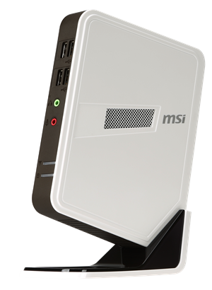 微星科技全新迷你電腦Wind Box DC111輕巧上市 主打超節能又省電  家庭影音劇院的好選擇!