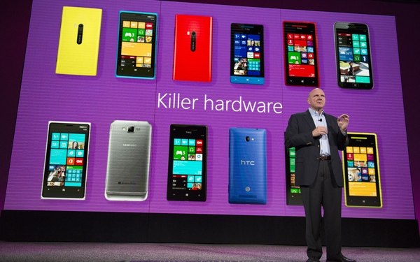 高歌猛進的Windows Phone,殺傷力如何?