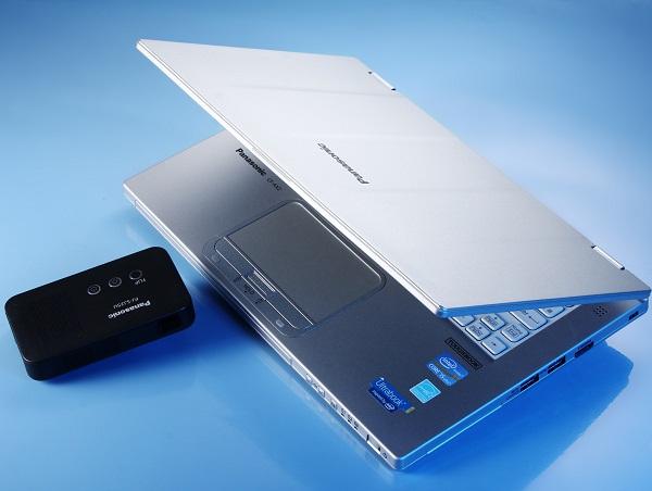 Panasonic TOUGHBOOK CF-AX2 評測;防摔、防壓,輕型商務筆電
