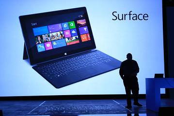 微軟財報超預期,Surface 平板電腦業務營收 8.93 億美元