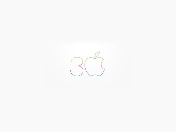 20 個 Apple Logo 風格桌布下載包