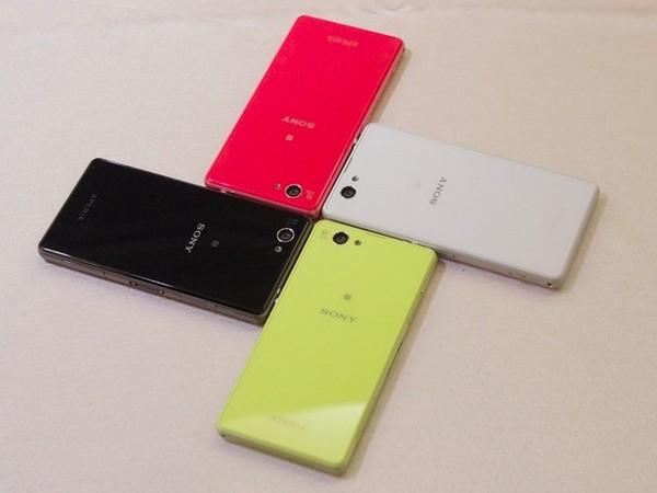 嬌小精悍,Sony Xperia Z1 Compact 台灣發表會 2/6 登場