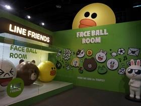 LINE FRIENDS互動樂園展,實地走訪大公開!