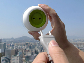 太陽能行動電源 Window Socket 概念登場,微單眼相機與智慧型手機的電力補給站 | T客邦