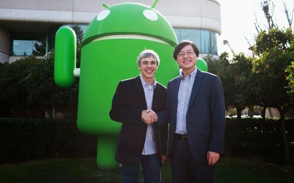 聯想以 29 億美元從 Google 收購了 Motorola