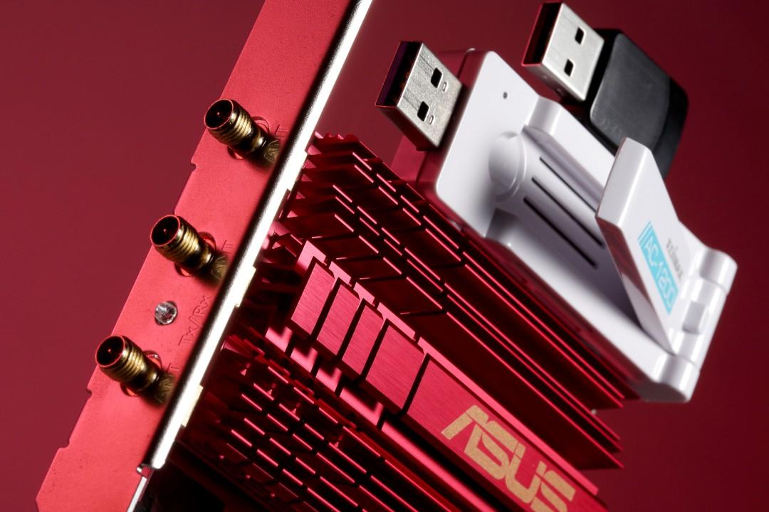 16 款 802.11ac 路由器與網卡採購:要快還要穩,決戰2.4、5GHz 雙頻段