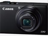 Canon PowerShot S90:超輕薄大光圈重現江湖