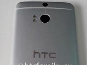 HTC M8 清晰背照流出:雙鏡頭、雙閃光燈