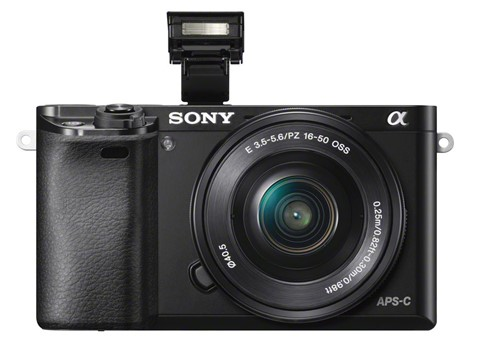 Sony A6000 中高階微單眼發表:0.06 秒世界最速 AF、179點相位對焦加25點對比對焦
