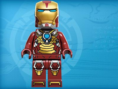 樂高超級英雄套裝盒組介紹:Marvel 驚奇漫畫篇