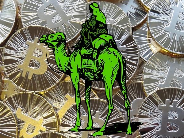 比特幣黑市交易網站Silk Road 2.0被洗劫一空,比特幣價格正猛跌中