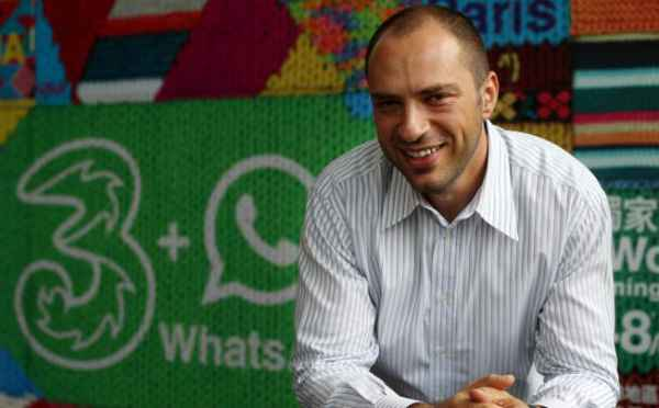 Facebook 在 4 年前曾拒絕 WhatsApp 共同創辦人 Brian Acton 的求職,如今花上 190 億元買下它