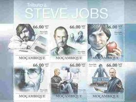 精神不死,美國郵局將發佈賈伯斯紀念版郵票