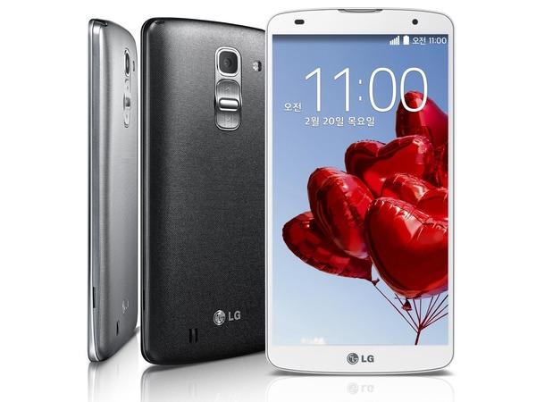 LG 發表 5.9 吋 G Pro 2:進化 Knock Code 解鎖與 1W HiFi 美聲音效