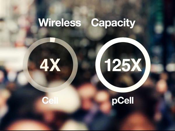 Steve Perlman 推出新無線寬頻技術 pCell,能突破香農極限至 10 倍乃至 1000 倍