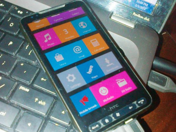 老兵還是...不死!HTC HD2 刷上 Nokia X 的 Android 系統,新介面上身